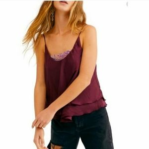 FREE PEOPLE CAMI TOP